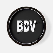 BDV Wall Clock