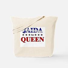 JAIDA for queen Tote Bag