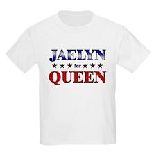 JAELYN for queen T-Shirt