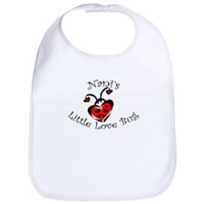 Nani's Love Bug Ladybug Bib
