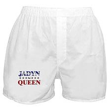 JADYN for queen Boxer Shorts