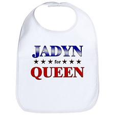 JADYN for queen Bib