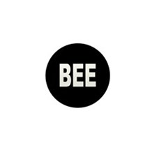 BEE Mini Button (10 pack)