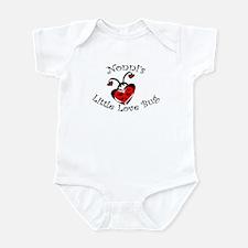 Nonni's Love Bug Ladybug  Infant Bodysuit