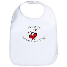 Nonni's Love Bug Ladybug Bib