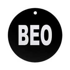 BEO Ornament (Round)
