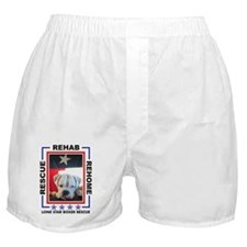 Texas Boxer Boxer Shorts