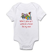 Doctor Infant Bodysuit
