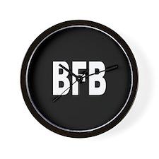 BFB Wall Clock