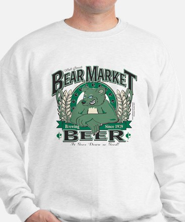 Bear Market Beer Sweatshirt