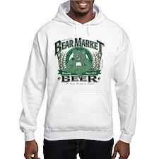 Bear Market Beer Hoodie