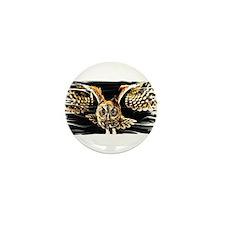 Cute Eagle personalized Mini Button