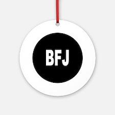 BFJ Ornament (Round)