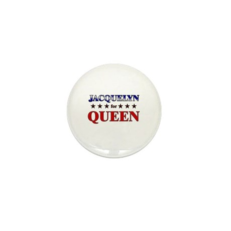 JACQUELYN for queen Mini Button (10 pack)