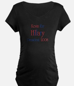 Kevin for Hillary 2008 T-Shirt