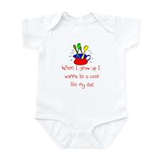 Cook Infant Bodysuit