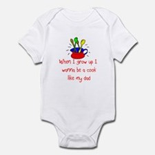 Cook Infant Bodysuit