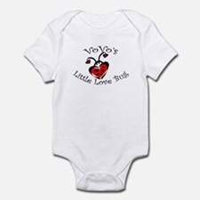 VoVo's Love Bug Ladybug  Infant Bodysuit
