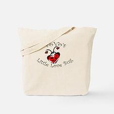 VoVo's Love Bug Ladybug Tote Bag