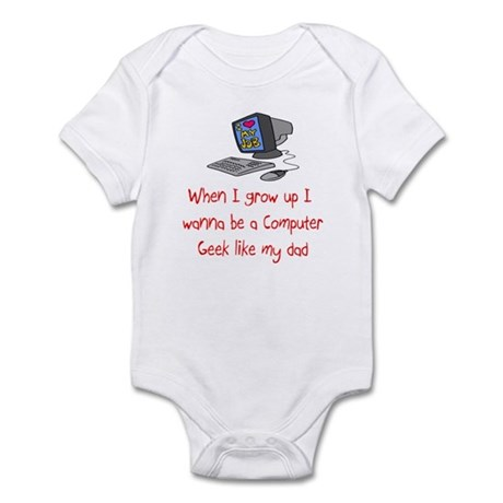 Computer Geek Baby Clothes Gifts Clothing