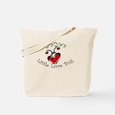 YaYa's Love Bug Ladybug Tote Bag