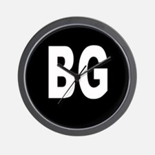 BG Wall Clock