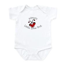 Nana's Love Bug Ladybug  Infant Bodysuit