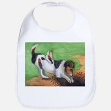 Terrier Wings Bib