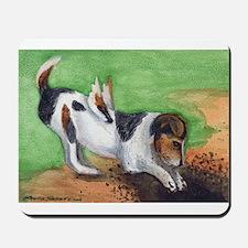 Terrier Wings Mousepad