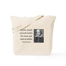 Shakespeare 24 Tote Bag