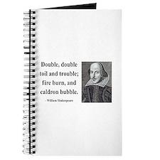 Shakespeare 24 Journal