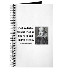 Shakespeare 24 Journal