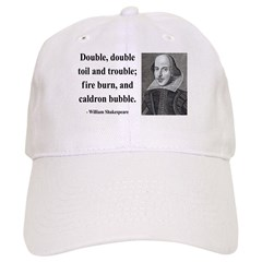 Shakespeare 24 Baseball Cap