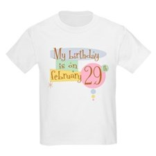 February 29th Retro T-Shirt