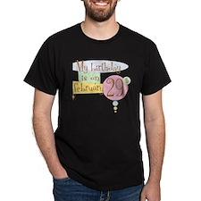 February 29th Retro T-Shirt