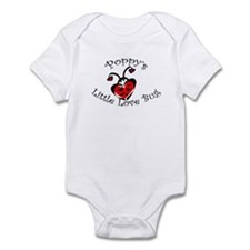 Poppy's Love Bug Ladybug  Infant Bodysuit