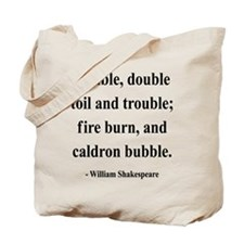 Shakespeare 24 Tote Bag