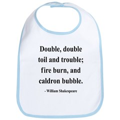 Shakespeare 24 Bib
