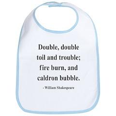 Shakespeare 24 Bib