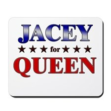 JACEY for queen Mousepad