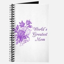 """World's Greatest Mom"" Journal"