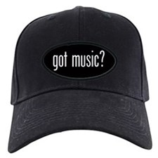 Got Music? Baseball Hat