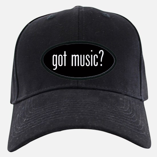 Got Music? Baseball Hat