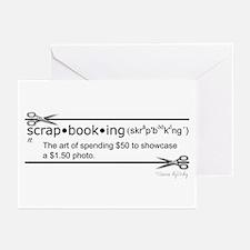Spending $50 Greeting Cards (Pk of 10)