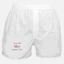 Nevaeh for Hillary 2008 Boxer Shorts