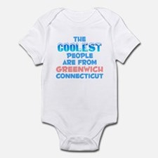 Coolest: Greenwich, CT Infant Bodysuit