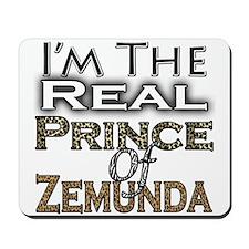 Prince of Zemunda Mousepad