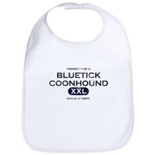 Property of Bluetick Coonhound Bib