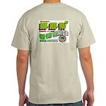 RON DEE VOO II ash grey T-Shirt
