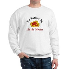 At The Movies Sweatshirt